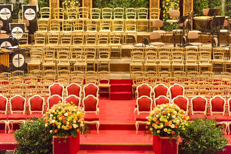 rental furniture imperial chair Vienna