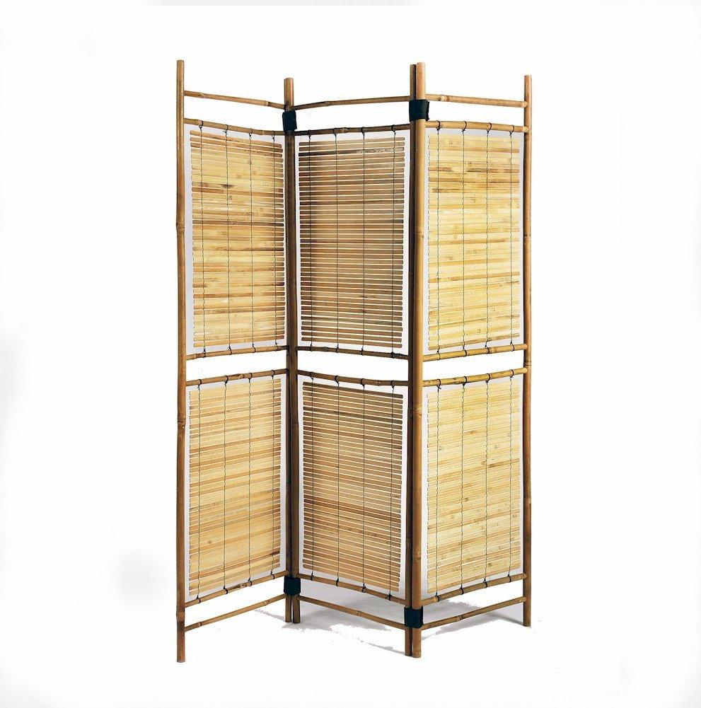 Bambusparavant f hr - Paravent bambus ...
