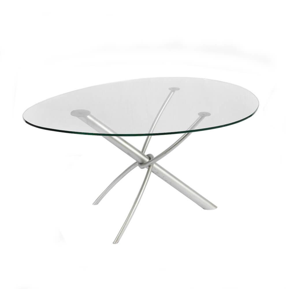 """Anspruchsvoll Glasbeistelltisch Ideen Von """"oval"""" Glas – Beistelltisch"""