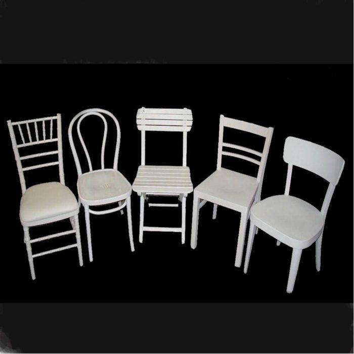Mix and Match Stühle für Ihr Event
