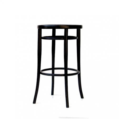 Schwarz f hr for Thonet barhocker