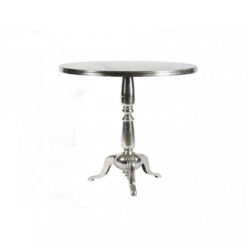Tisch Neobarock silber