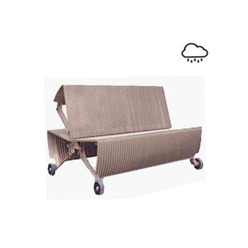 Sitzelemente Rolltreppe Sofa mieten