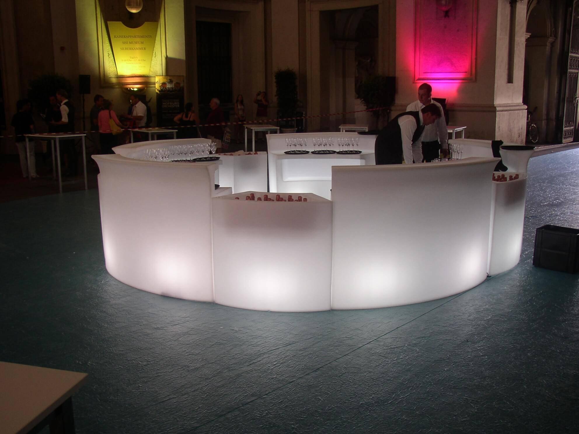 LEB Bar mieten Wien Österreich
